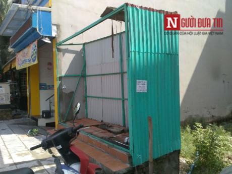 Nhà 1,7m² ở HN (5): Phường, quận bất tuân quyết định của thành phố - Ảnh 1
