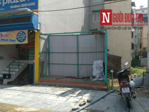 Nhà 1,7m² ở HN (5): Phường, quận bất tuân quyết định của thành phố - Ảnh 2