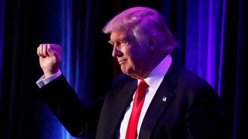 Chuyện tin tặc can thiệp bầu cử ở Mỹ: Trump đổ lỗi cho Đảng Dân chủ - Ảnh 1