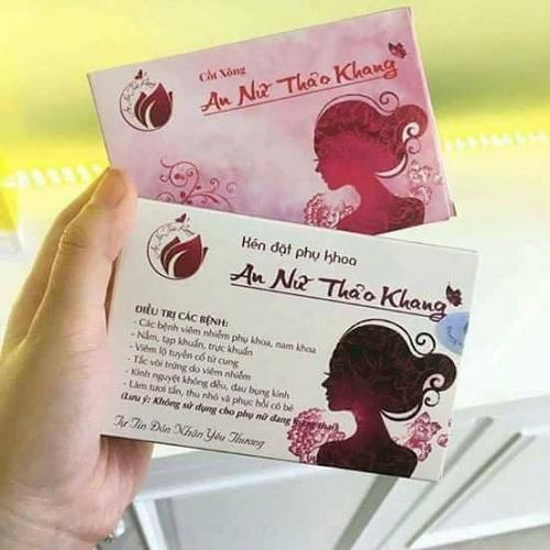Hà Nội cấm kinh doanh mỹ phẩm Vĩnh Xuân Hồng, An nữ thảo khang - Ảnh 1