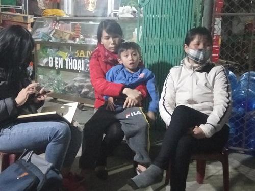Tai nạn 8 người chết ở Hải Dương: Tang thương bao trùm thôn nghèo ngày giáp Tết - Ảnh 1