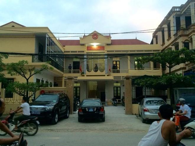 Viện trưởng VKSND huyện Quốc Oai bị đâm trọng thương tại trụ sở - Ảnh 1