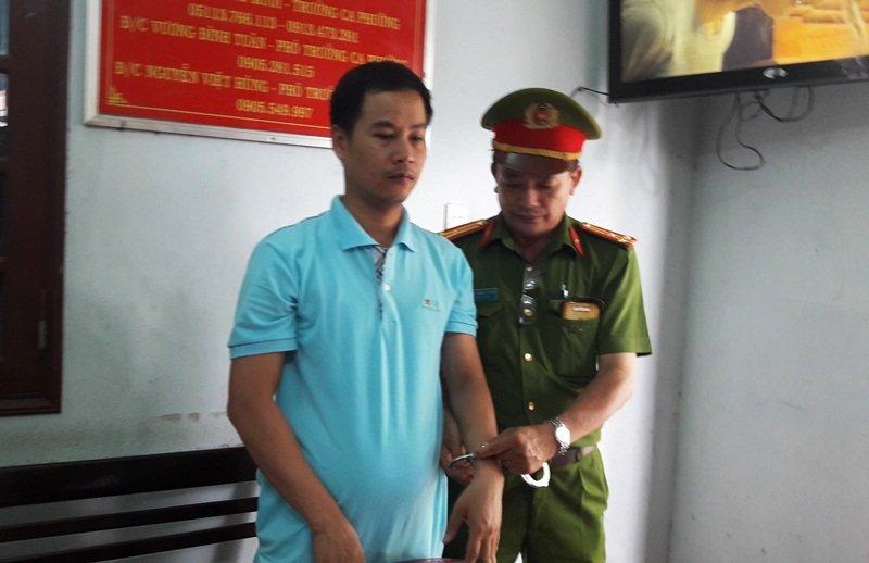 Công an Đà Nẵng bắt tạm giam 3 cán bộ ngân hàng  - Ảnh 1