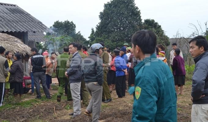 Thảm án ở Hà Giang khiến 4 người chết, 1 người bị thương - Ảnh 1