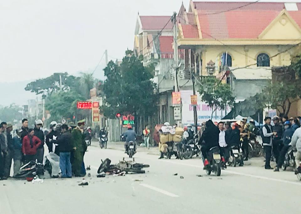 Tin tai nạn giao thông mới nhất ngày 30/12/2017 - Ảnh 2