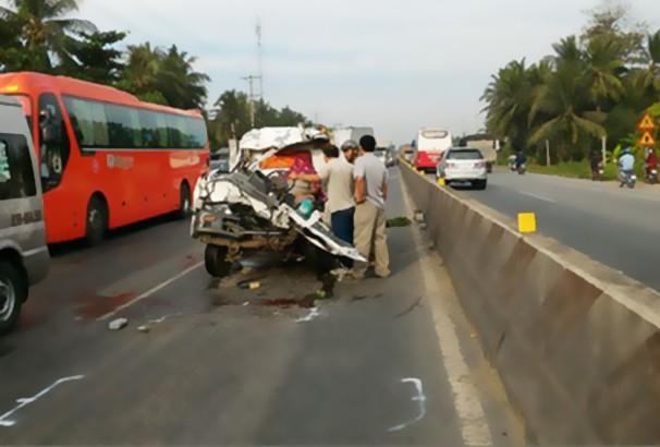 Tin tai nạn giao thông mới nhất ngày 30/12/2017 - Ảnh 3