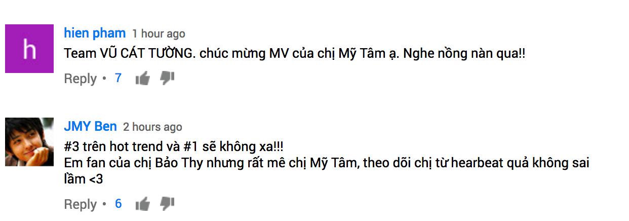 """Âm thầm ra mắt nhưng MV """"Đâu chỉ riêng em"""" của Mỹ Tâm vẫn giữ vững vị trí số 1 Top Trending trên Youtube - Ảnh 4"""