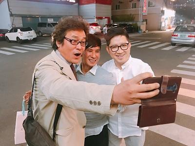 Lý Hải làm đồng đạo diễn trong phim hợp tác Việt Nam - Hàn Quốc - Ảnh 3