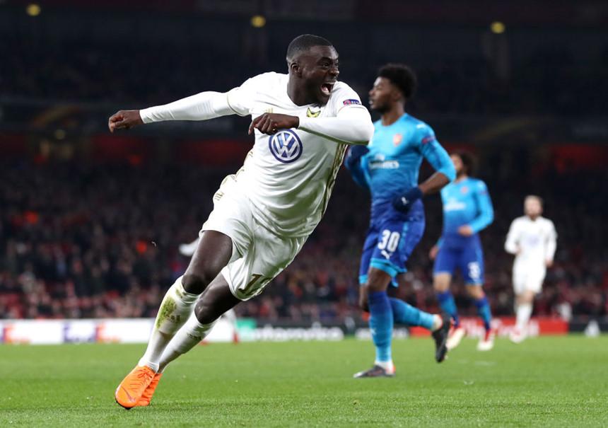 Video bàn thắng Arsenal 1-2 Oestersunds tại Europa League - Ảnh 1
