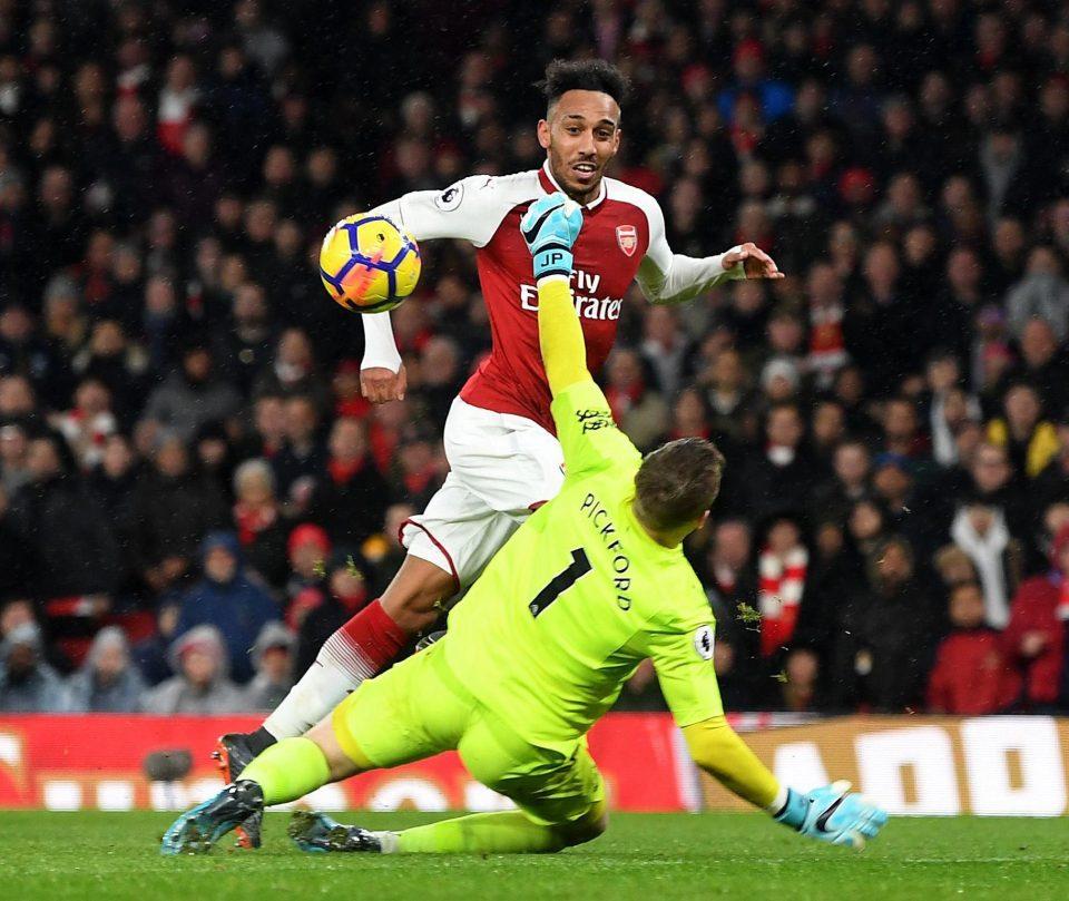 Arsenal 5-1 Everton: Ramsey toả sáng, Aubameyang khai hoả - Ảnh 2
