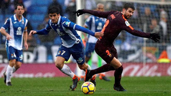 Derby xứ Catalan, Barcelona hòa nhạt nhòa - Ảnh 1