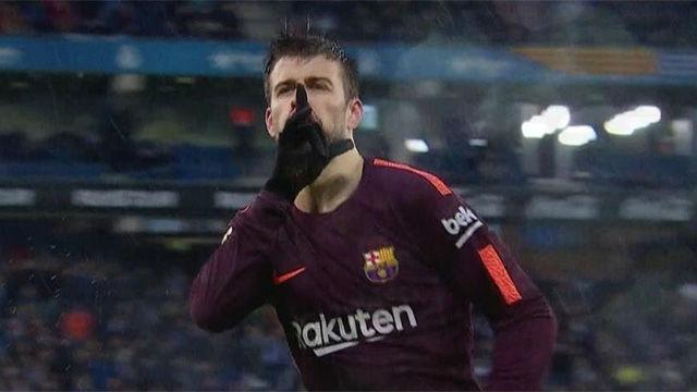 Derby xứ Catalan, Barcelona hòa nhạt nhòa - Ảnh 2