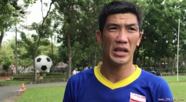 Thủ môn quay lưng bỏ bắt pelnaty khao khát trở lại V.League - Ảnh 1