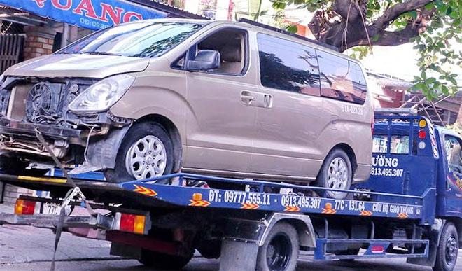Tin tức tai nạn giao thông mới nhất ngày 27/3/2018 - Ảnh 2