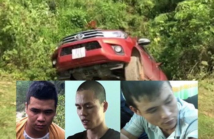 Hành trình vây bắt 3 nghi can bắn chết người ở Kon Tum - Ảnh 2