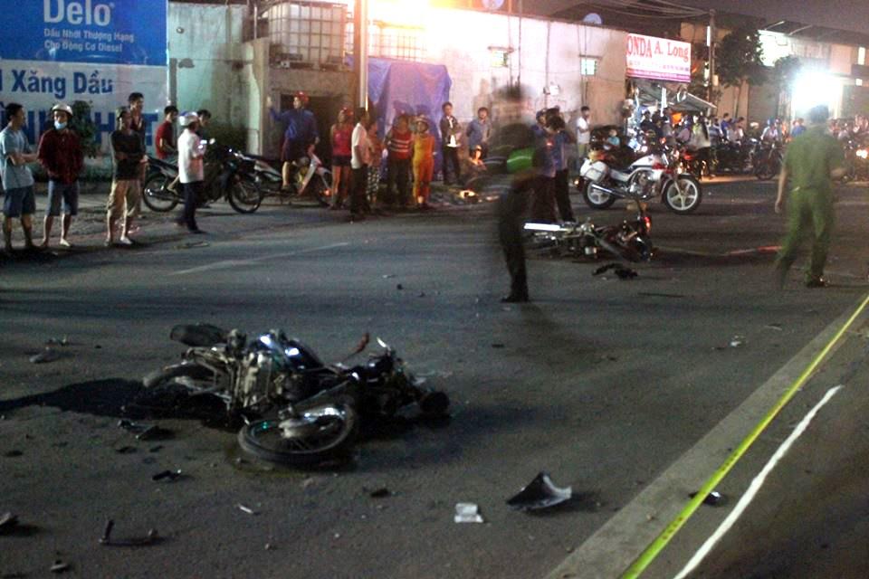 Vụ xe khách tông 2 trẻ nhỏ tử vong ở Bình Dương: Khởi tố, bắt tạm giam tài xế - Ảnh 1