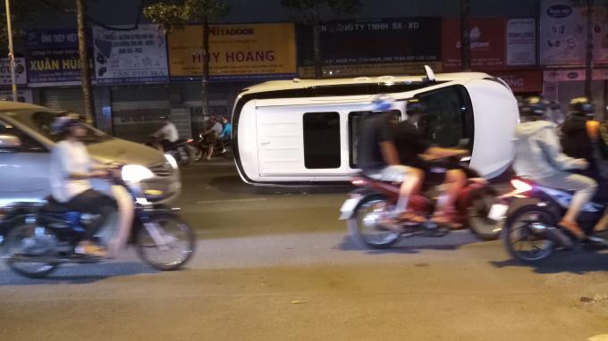Tin tức tai nạn giao thông mới nhất ngày 10/4/2018 - Ảnh 3