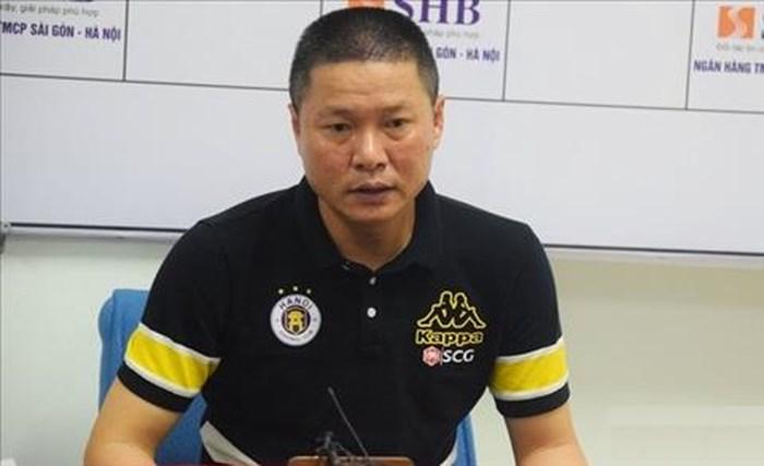 HLV Chu Đình Nghiêm nói điều bất ngờ sau khi đánh bại HAGL và hàng loạt đội bóng khác - Ảnh 1