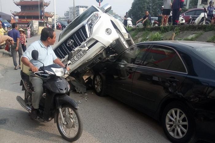 Tin tức tai nạn giao thông mới nhất ngày 19/4/2018 - Ảnh 2