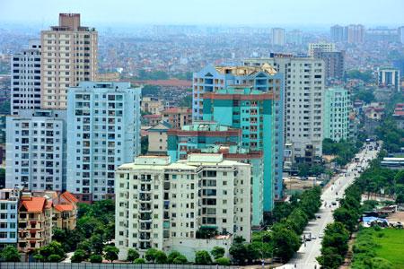 Điều chỉnh quy hoạch cục bộ đô thị của Thủ Đô - Ảnh 1