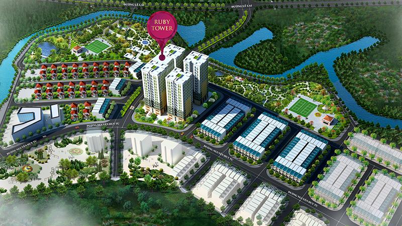 Có gì HOT tại dự án Ruby Tower sắp mở bán ở Thanh Hóa? - Ảnh 2