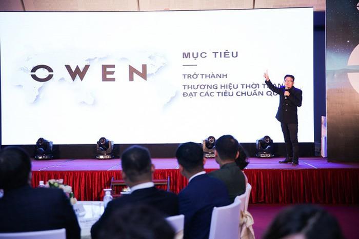 Bắt tay 'ông lớn' Nhật Bản, Owen chinh phục thị trường Việt - Ảnh 2