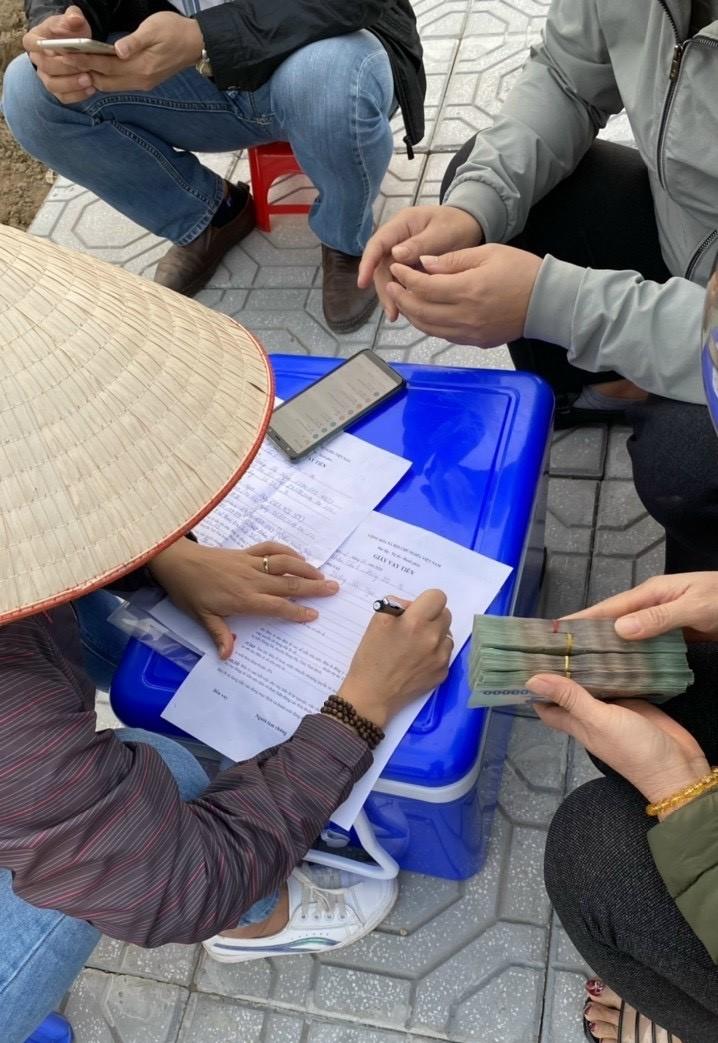 Đấu giá đất ở Thái Bình: Ngang nhiên giao dịch khi chưa được phép? - Ảnh 2