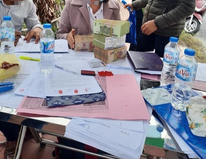 """Thông tin tiếp vụ đấu giá đất ở Thái Bình: UBND huyện Hưng Hà """"ngó lơ"""" giao dịch bất hợp pháp? - Ảnh 1"""