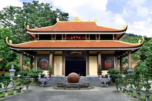 Người đàn ông tự thiêu tại Thiền viện Trúc lâm Yên Tử - Ảnh 1