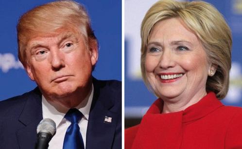 """Mưu đồ """"tình ái"""" trong cuộc bầu cử của ông Trump Tổng thống Mỹ 2016 - Ảnh 1"""