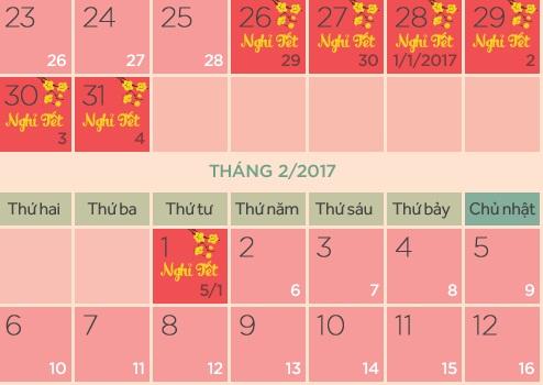 Thủ tướng chốt phương án nghỉ Tết Âm lịch 7 ngày - Ảnh 1