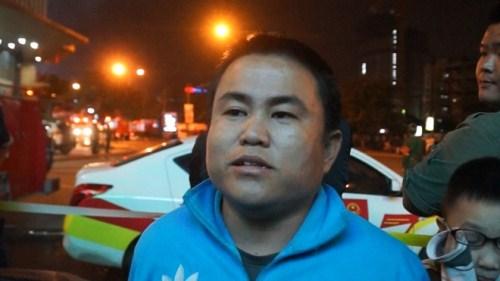 Người hùng đám cháy: 'Tôi sợ nhưng tự nhủ phải cứu người' - Ảnh 1