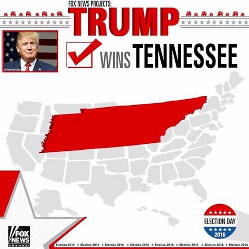 Donald Trump đắc cử Tổng thống Mỹ - Ảnh 13