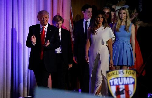 Donald Trump đắc cử Tổng thống Mỹ - Ảnh 1