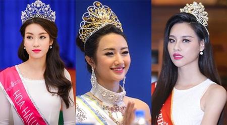 Các Hoa hậu Việt Nam nghĩ gì khi đọc thống kê dưới đây? - Ảnh 3