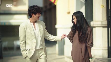 """Lee Min Ho khốn khổ vì bị """"tiên cá"""" Jun Ji Hyun đá văng 2 lần - Ảnh 7"""