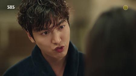 """Lee Min Ho khốn khổ vì bị """"tiên cá"""" Jun Ji Hyun đá văng 2 lần - Ảnh 3"""
