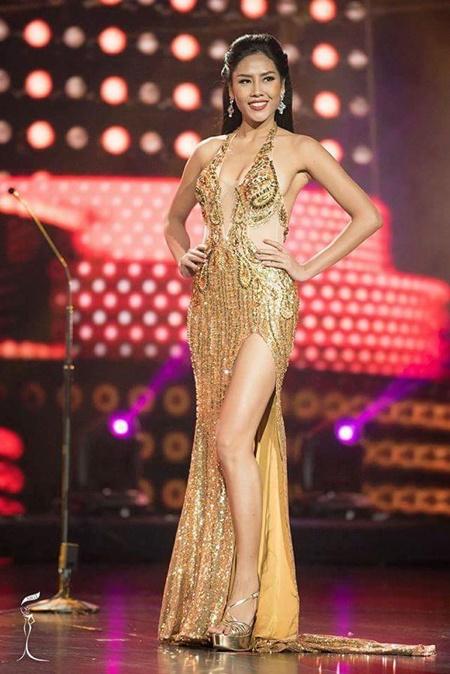 Hoa hậu Hòa bình Quốc tế 2016:Indonesia đăng quang, Nguyễn Thị Loan trượt Top 10 - Ảnh 8