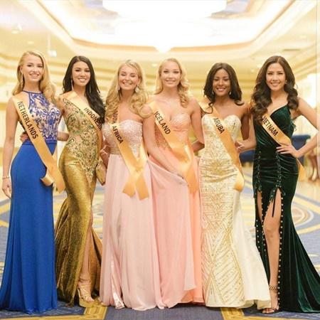 Hoa hậu Hòa bình Quốc tế 2016:Indonesia đăng quang, Nguyễn Thị Loan trượt Top 10 - Ảnh 12