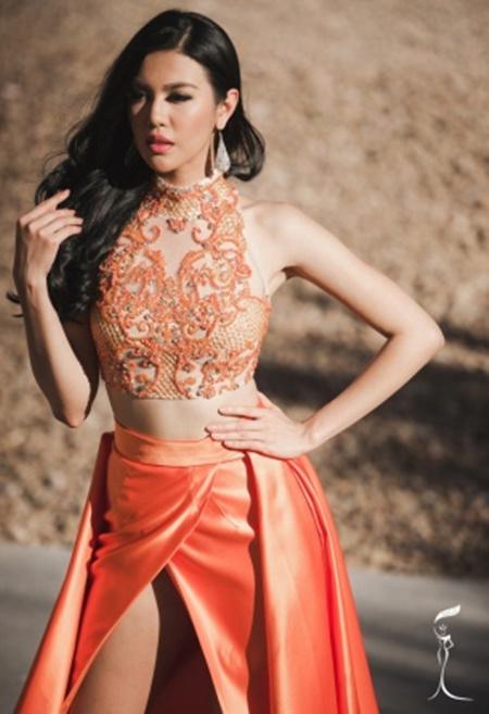 Hoa hậu Hòa bình Quốc tế 2016:Indonesia đăng quang, Nguyễn Thị Loan trượt Top 10 - Ảnh 5