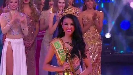Hoa hậu Hòa bình Quốc tế 2016:Indonesia đăng quang, Nguyễn Thị Loan trượt Top 10 - Ảnh 3