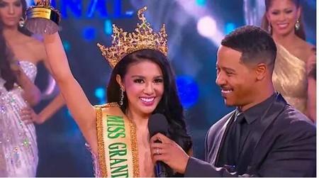 Hoa hậu Hòa bình Quốc tế 2016:Indonesia đăng quang, Nguyễn Thị Loan trượt Top 10 - Ảnh 2