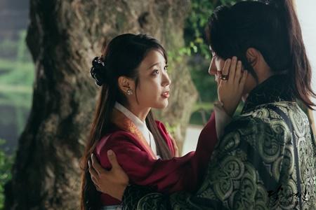Người tình ánh trăng tập 18: Lee Jun Ki kết hôn với em gái cùng cha khác mẹ - Ảnh 5