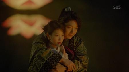 Người tình ánh trăng tập 18: Lee Jun Ki kết hôn với em gái cùng cha khác mẹ - Ảnh 6