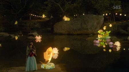 Người tình ánh trăng tập 18: Lee Jun Ki kết hôn với em gái cùng cha khác mẹ - Ảnh 8