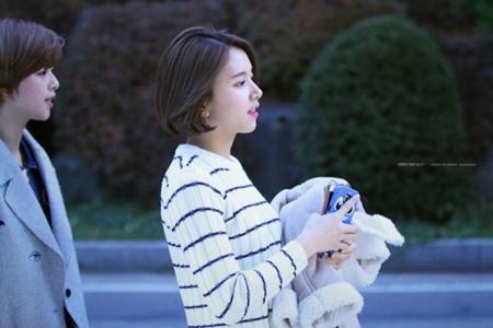 Xao xuyến trước góc nghiêng hoàn mỹ của người đẹp Kpop - Ảnh 5