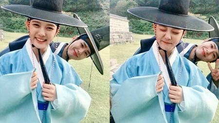 Song Joong Ki lấy Kim Yoo Jung ra để động viên Park Bo Gum - Ảnh 4