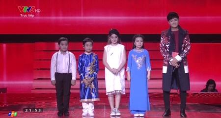 Chung kết Giọng hát Việt nhí 2016: Trịnh Nhật Minh giành ngôi quán quân - Ảnh 15