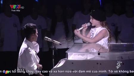 Chung kết Giọng hát Việt nhí 2016: Trịnh Nhật Minh giành ngôi quán quân - Ảnh 20