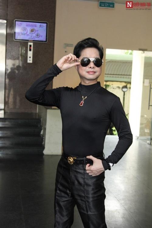 """Xin thưa, Ngọc Sơn luôn """"chuẩn man""""! - Ảnh 2"""